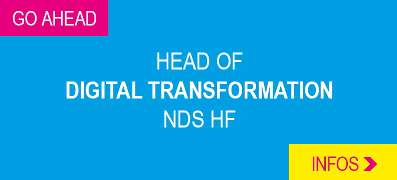 Head of Dogital Transformation NDS HF