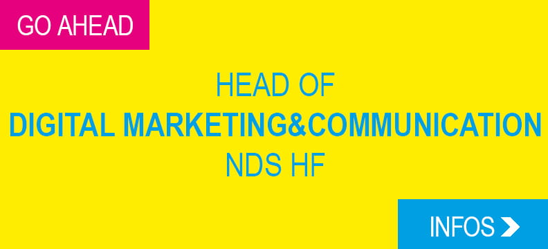 Head of Digital Marketing & Communication NDS HF