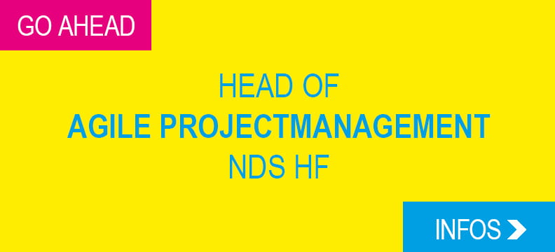 Head of Agile Projectmanagement NDS HF